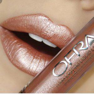 OFRA Liquid Lipstick - Versailles - Metallic Rose